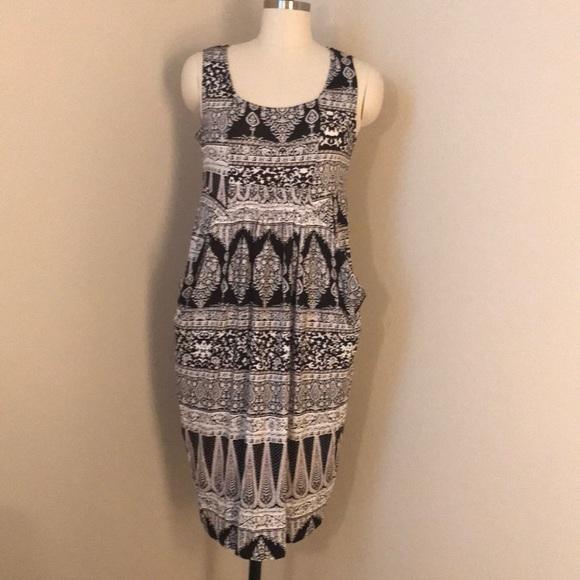b4d3f3feea6f6 truworths Dresses | Print Summer Dress Size 34 But Fits Size 10 ...